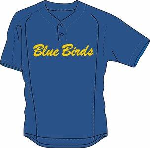 Blue Birds BP Jersey Mesh