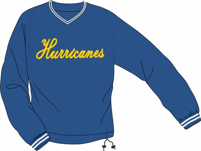 Hilversum Hurricanes Windbreker
