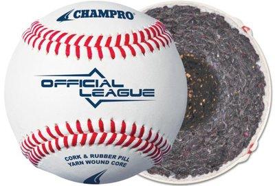 """CBB200 D - Champro Official League 9"""" Honkbal"""