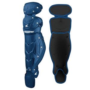 "CG104 - Champro Optimus MVP Double Knee Legguards 14.5"" shin length"