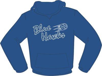 Blue Hawks Hoodie