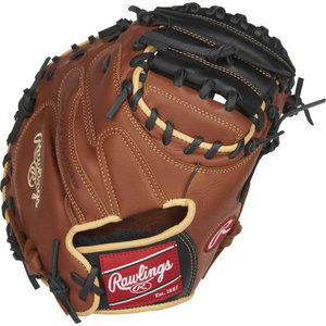 SCM33S - Rawlings Sandlot Series™ 33 Inch Catcher's Mitt (RHT)