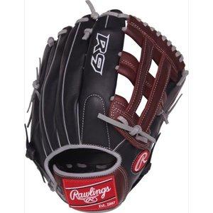 R93029-6BSG - Rawlings R9 Series 12.75 inch Outfield Glove