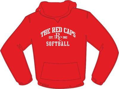 Red Caps Softball Hoodie