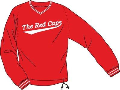 Red Caps Windbreker