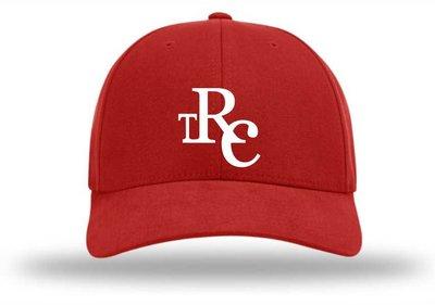 Red Caps Flex Cap