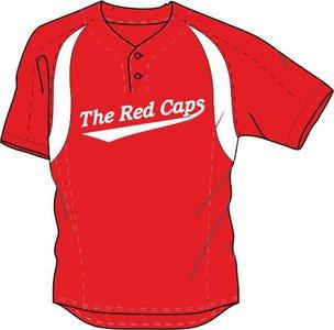 Red Caps Practice Jersey