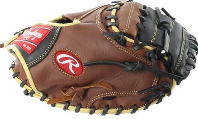 SCM33CC - Rawlings Sandlot Series™ 33 Inch Catcher's Mitt (RHT)