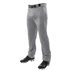 PA 9UG - Champro BB/SB pants grey extra lang met open onderkant