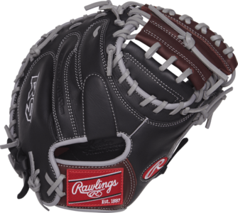 R9CM325BSG - Rawlings R9 Series 32.5 inch Catcher Mitt (RHT)